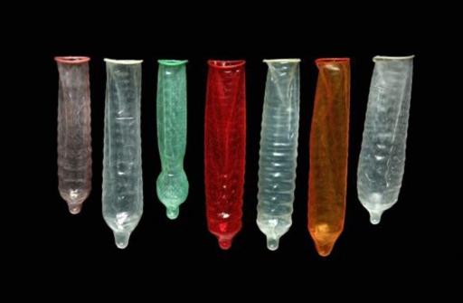 Разнообразные презервативы