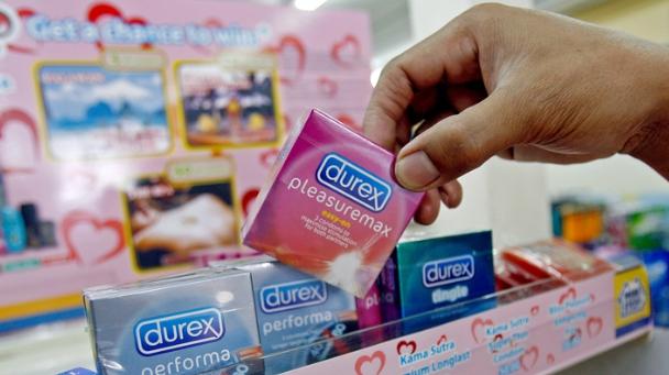 Надежные презервативы Durex
